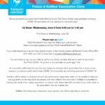 Faison & KidMed Vaccination Clinic June 9, 2021