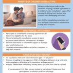 Virginia Tech – Free  Autism Telehealth Study