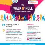 NEW DATE Friendship Circle's Walk N' Roll – June 13,2021
